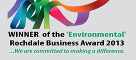 Winner of environmental awards